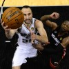 Ginobili's Resurgence Downs Heat, Spurs Lead Finals 3-2