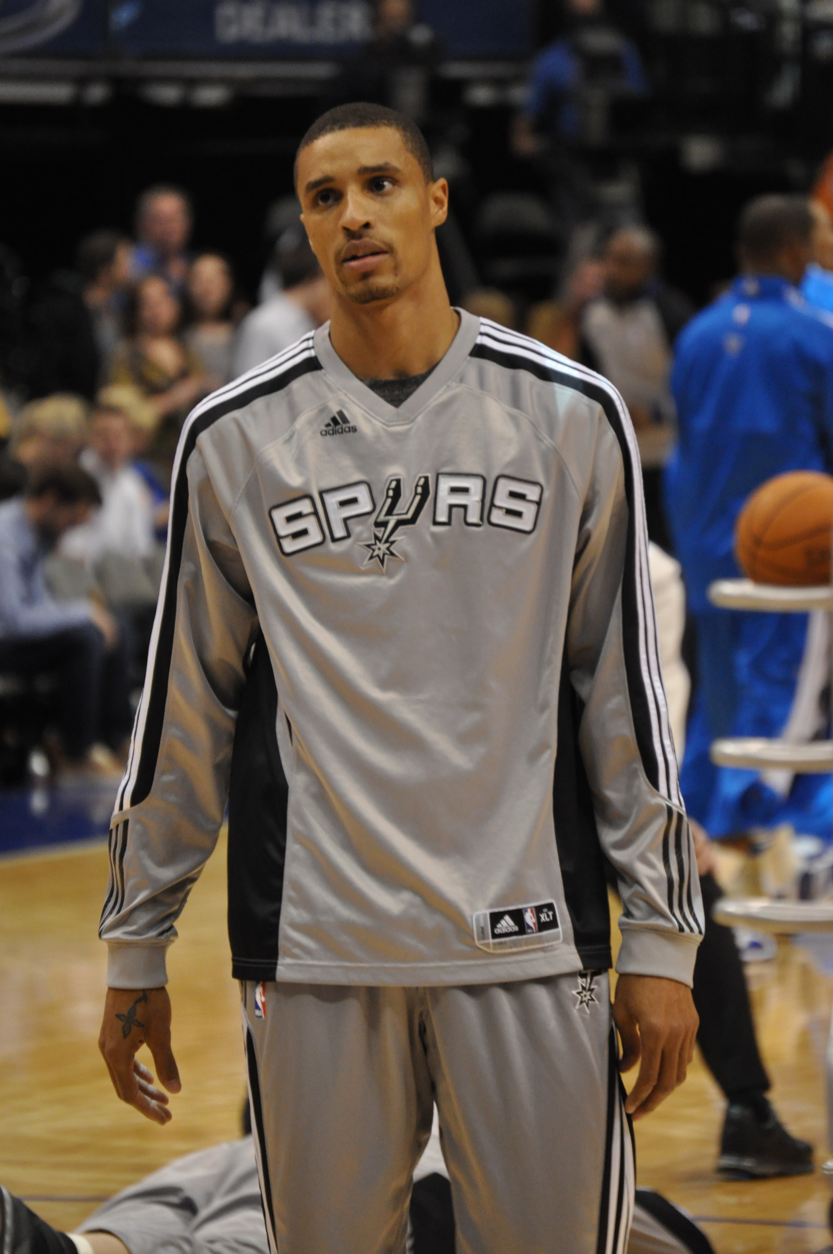 Spurs george hill nude photo