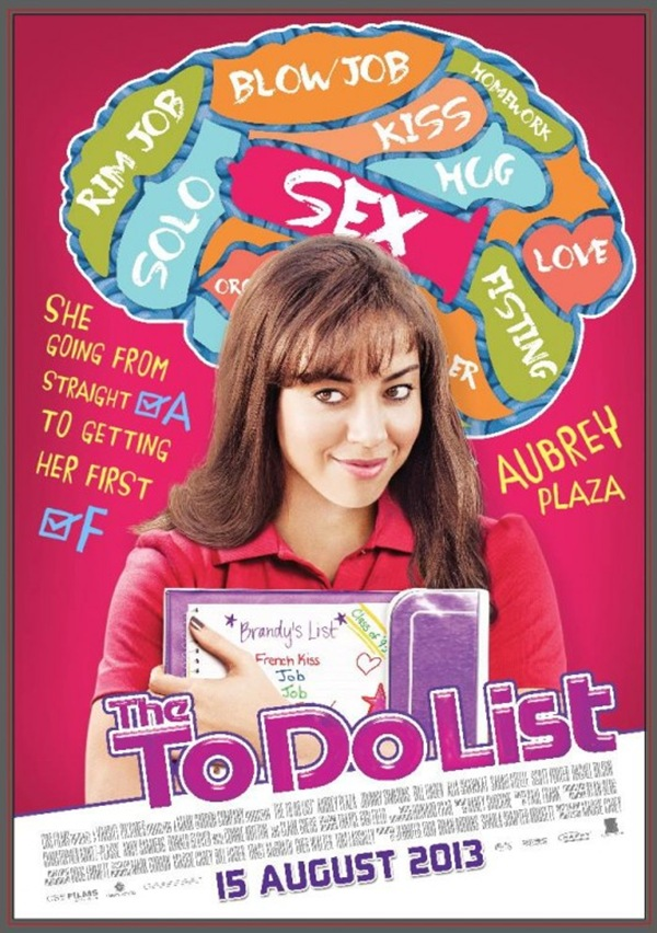 The To Do List 2013 movie
