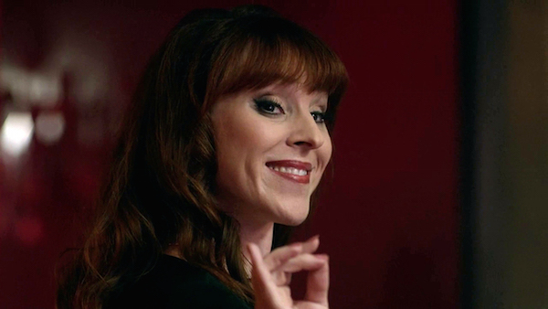 Ruth Connell Supernatural Rowena