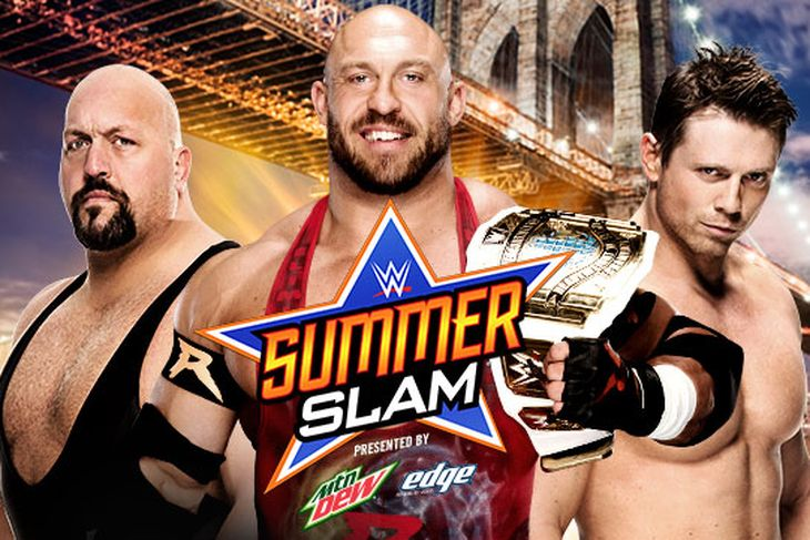 Ryback Miz Big Show SummerSlam preview