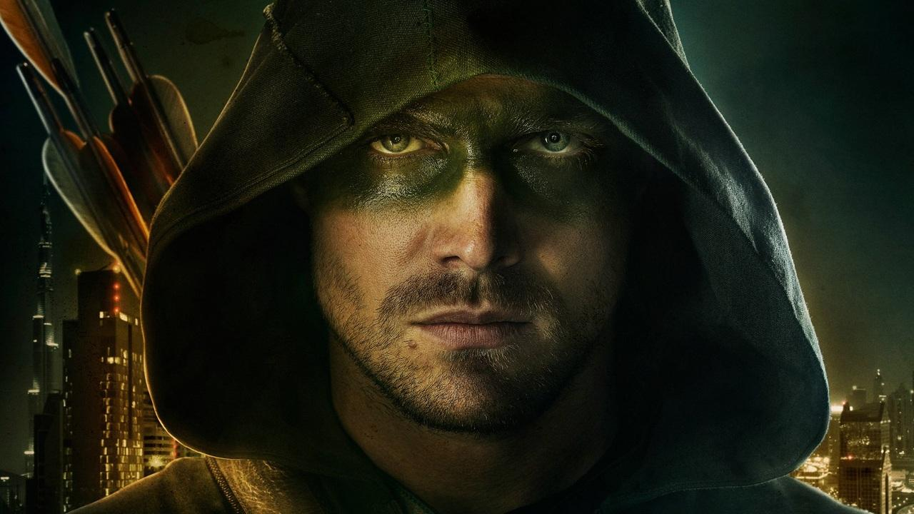 Stephen Amell Green Arrow CW wallpaper