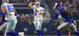 Romo's Brilliance Lost in Giants Collapse/Cowboys Comeback