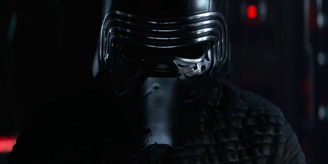 """Star Wars: The Force Awakens"" Theory: Why We Haven't Seen Kylo Ren's Face In the Trailers"