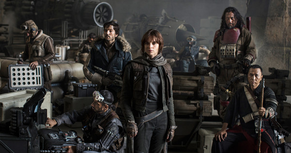 Why Reshoots for 'Rogue One: A Star Wars Story' Are a Good Thing
